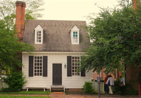 Salt Box Houses by Homes Of Colonial Williamsburg Va One Hundred Dollars A