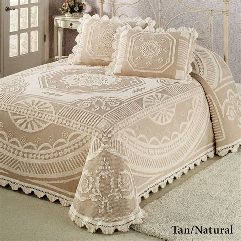 bed spreds john adams candlewick bedspread bedding