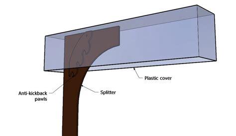 dewalt table saw guard dewalt dw 745 10 in portable table saw thisiscarpentry