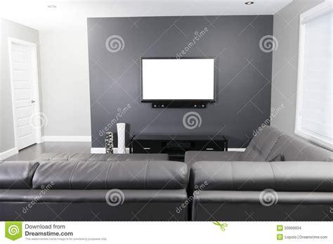 canapé microfibre gris salon gris et blanc