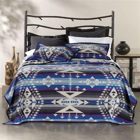 southwestern style bedding big thunder southwestern blanket cabin bedding and