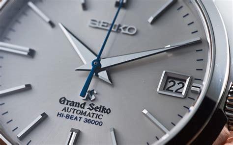 Jam Tangan Keluaran Jepang grand seiko jam tangan legendaris asal jepang machtwatch