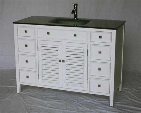 coastal bathroom vanities 48 quot inch bathroom vanity vanities coastal cottage beach