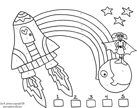 color by number coloring pages easy easy color by number az coloring pages