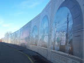 Portsmouth Ohio Flood Wall Murals The Portsmouth Ohio Flood Wall Murals Flickr Photo