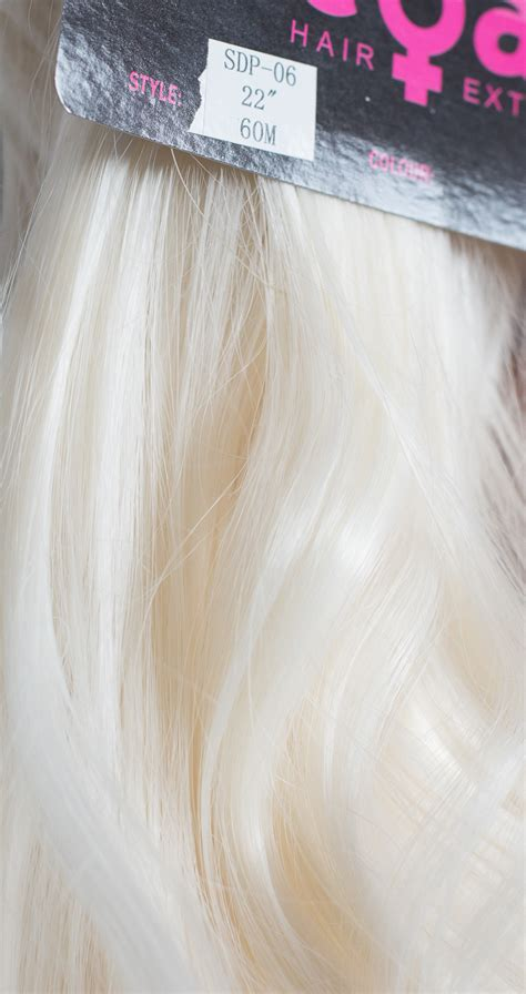white hair extensions ponytail clip in on hair extensions white 60m