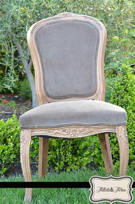 chalk paint velvet chair diy fail chalk painting a velvet chair tidbits twine