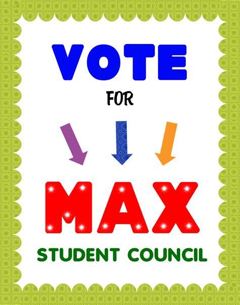 13 student council poster ideas printaholic com