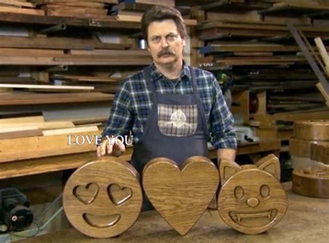 swanson woodworking czy marzyłeś kiedyś o drewnianych emotikonach stworzonych