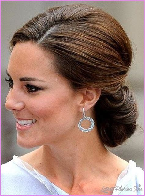 latest wedding hair style for rebonded hair formal wedding hairstyles latestfashiontips com