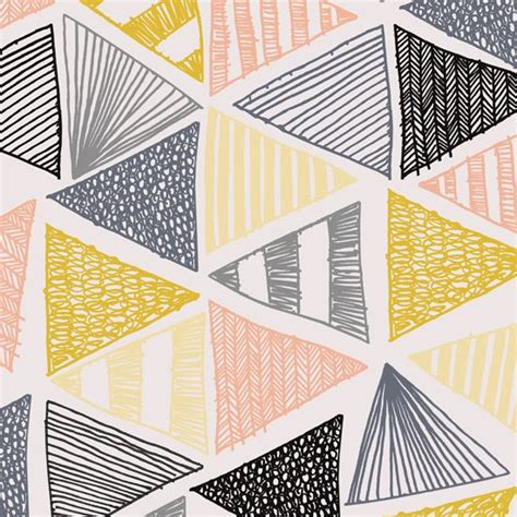 triangle pattern maker sarah bowskill triangles make it in design pattern
