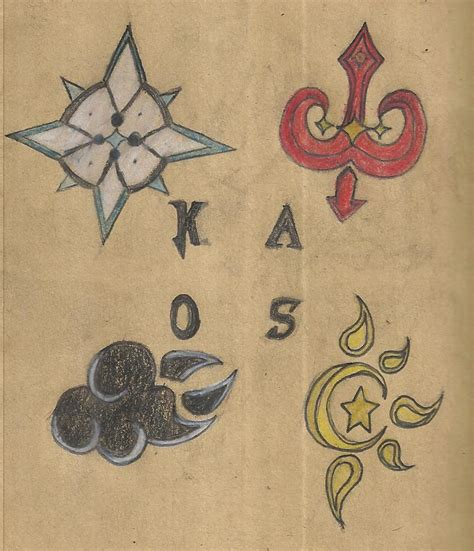 Kaos One 83 kaos emblems rwby by leprincexd on deviantart