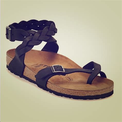 birkenstock braided sandals 38 birkenstock shoes brown braided yara birkenstock
