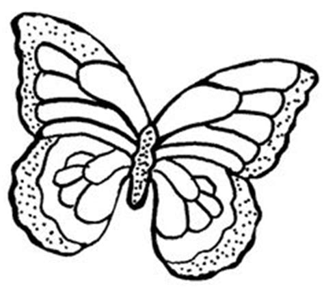 rainforest butterfly coloring pages chocolate butterfly template clipart best