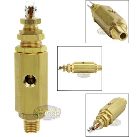 air compressor unloader pilot valve 145 175 psi brass new ebay