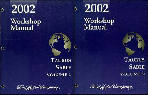 service manual 2002 mercury sable repair manual pdf mercury sable owners manual 2002 2002 taurus sable shop manual set original ford mercury service workshop repair