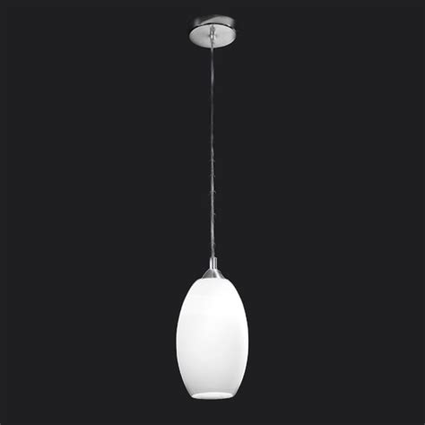 franklite modern 1 light ceiling pendant chrome pch85