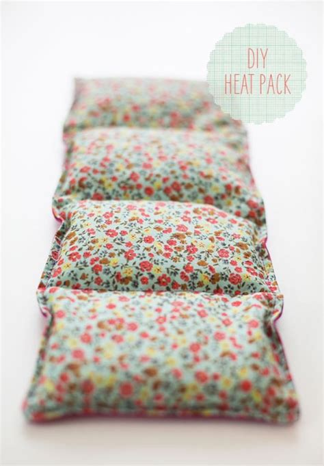 diy heat pack 12 days of ideas tip junkie