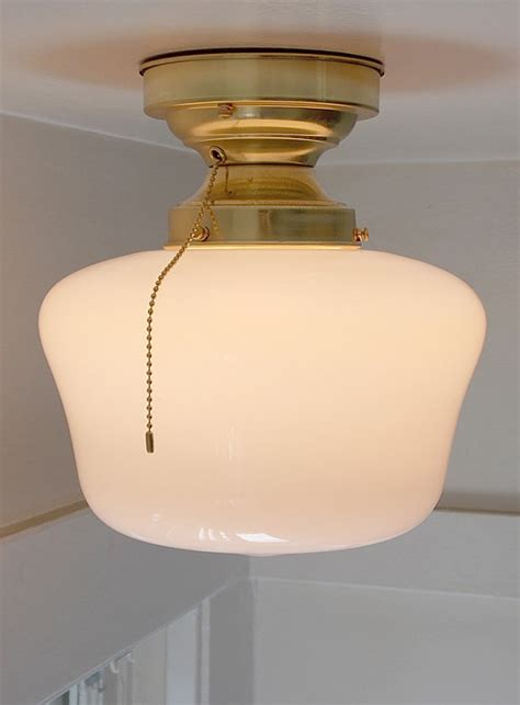 Bathroom Light With Pull Chain » Home Design 2017