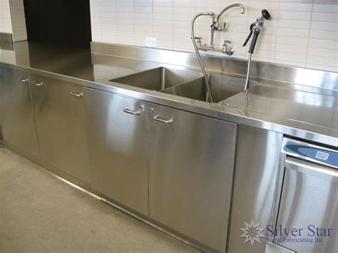 commercial stainless steel kitchen cabinets gallery custom stainless steel commercial kitchens