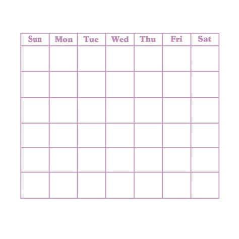31 day calendar template 31 day blank printable calendar calendar template 2018