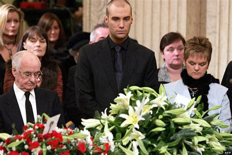 george best funeral news in pictures george best funeral family affair