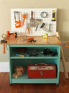 build a tool bench how to turn furniture into a workbench how