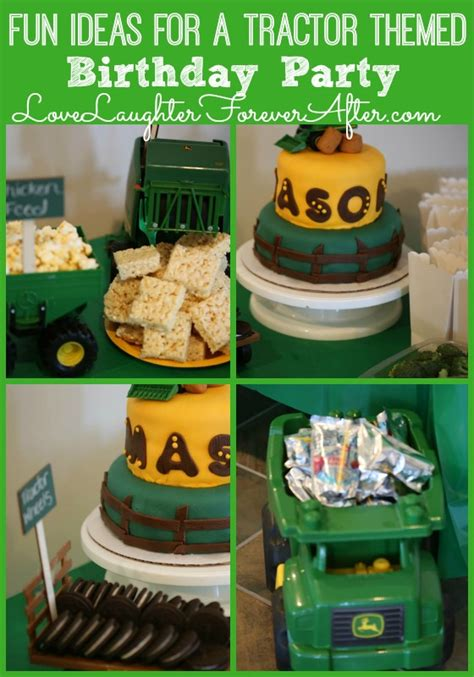 Ideas For A Themed by Ideas For A Tractor Themed Birthday