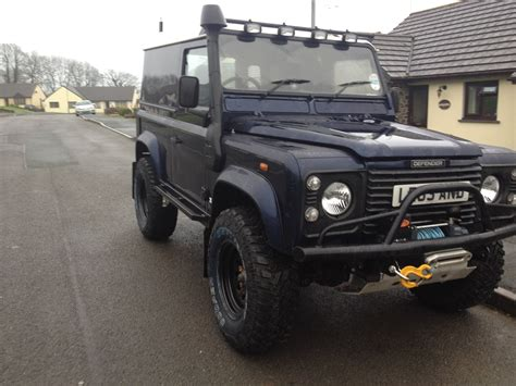 land rover defender 2003 2003 land rover defender 90 pictures information and