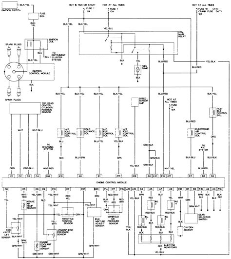1991 honda accord wiring diagram in honda fmx650 wiring