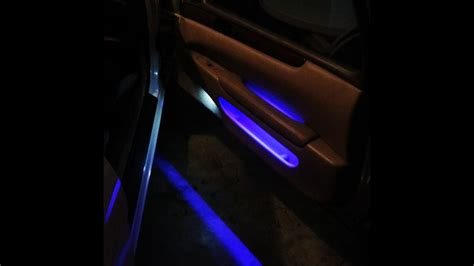 how to install led lights in car interior