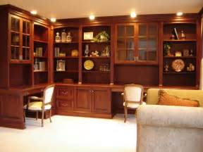 2 Person Armchair Design Ideas Crafted Home Office Cabinetry In Cherry By Odhner Odhner Woodworking Inc