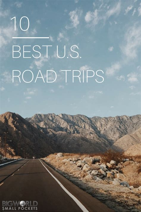 fodor s california with the best road trips color travel guide books 10 best us road trips to make in an rv big world small