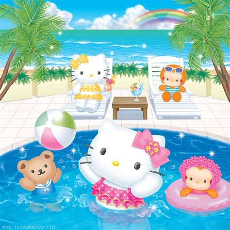 hello kitty summer 70 best hello summer images on pinterest hello summer