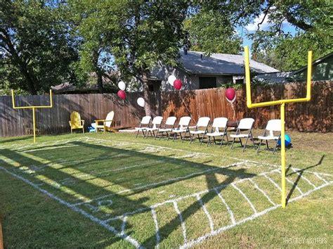 25 best ideas about backyard birthday on