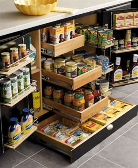 kitchen drawer storage ideas modern kitchen storage ideas decozilla