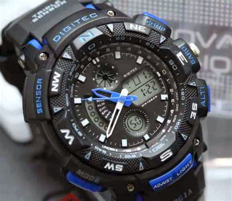 Jam Tangan Digitec Time Jam Digitec 2 jual jam tangan digitec 2044 sensor zhita shop
