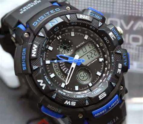 Jam Owok Digitec 100 Original jual jam tangan digitec 2044 sensor zhita shop