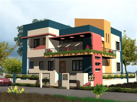 architectural home design by shashank s sherkar category houses type exterior