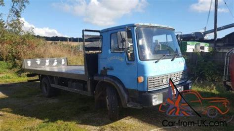 Tl 194 Sale classic bedford tl lorry 1984 1 owner from new 80 000