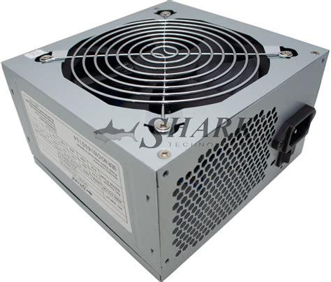 computer power supply fan new shark technology 174 620w 120mm fan atx 12v pc power