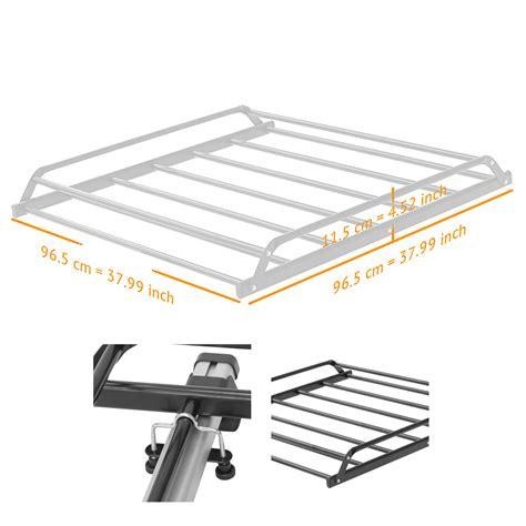 Roof Rack Platform by Basic Car Roof Tray Platform Rack Carry Box Luggage