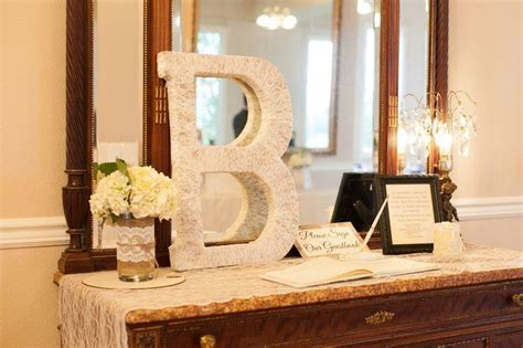 Spring Wedding   Guest Book Table Decor #2066493   Weddbook