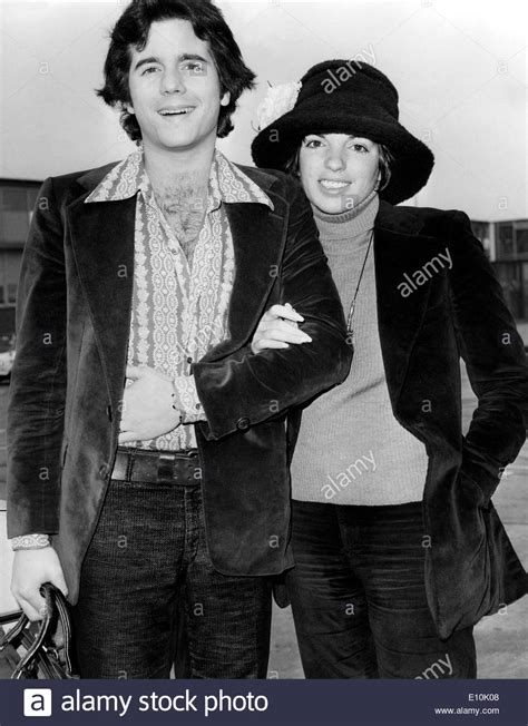 desiderio alberto arnaz ii singer liza minnelli travels with arnaz jr stock