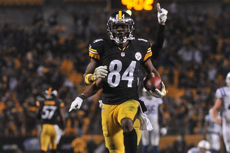 Steelers Nation Unite Sweepstakes - enter to win a signed antonio brown photo