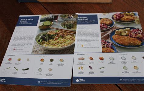 Background Check Price Comparison Blue Apron Vs Grocery Store Price Comparison Review Money Saving 174