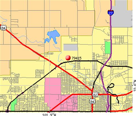 lubbock texas zip code map image gallery lubbock zip code map