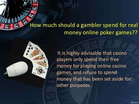 How To Win Money Playing Poker Online - online casinos to win real money thetorah com