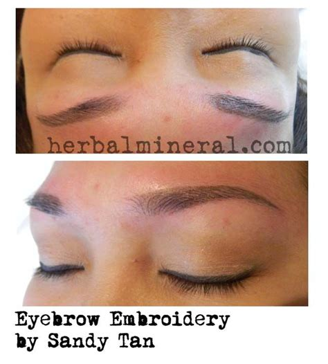 japanese tattoo eyebrow eyebrow embroidery for asian medium skin tone eyebrow