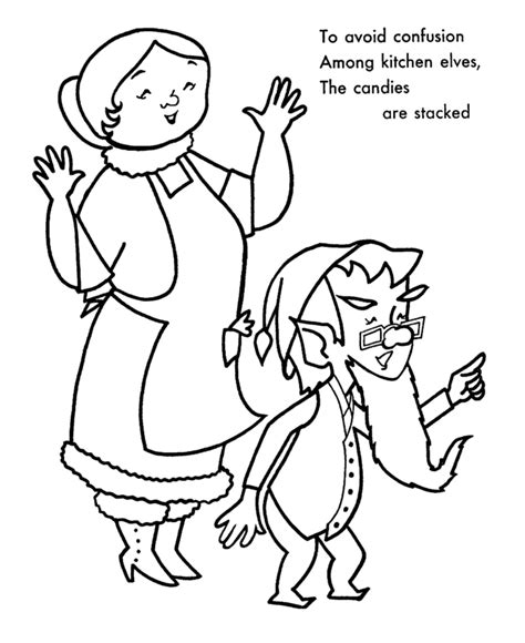 elf head coloring pages kitchen coloring page coloring home